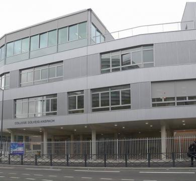 Collège, MONTREUIL
